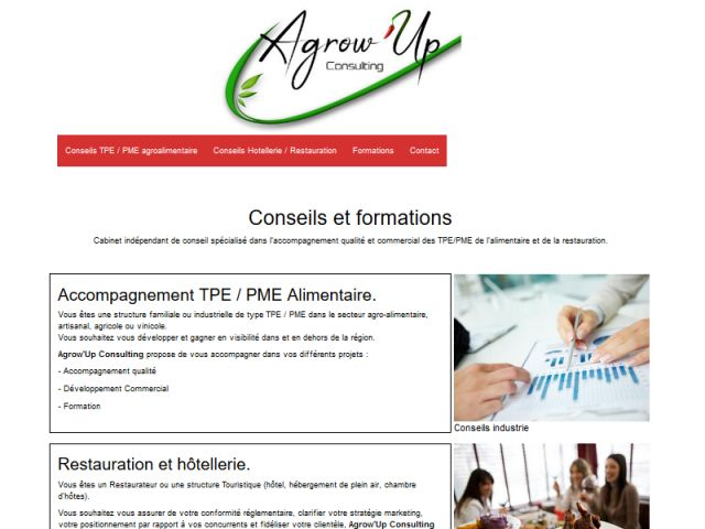 Agrow Up Consulting